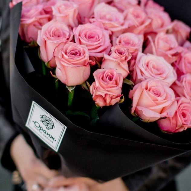 """Букет """"Розовые розы"""""""